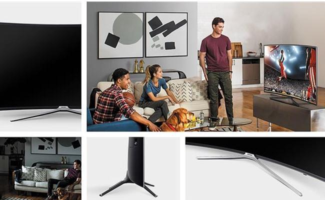 Tivi Samsung 55M6303 (Smart TV, Màn Hình Cong, Full HD, 55 inch)