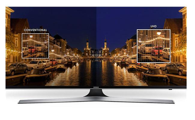 Tivi Samsung 40MU6103 (Smart TV, 4K UHD, HDR, 40inch)