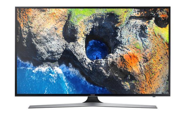 Tivi Samsung 43MU6103 (Smart TV, 4K UHD, HDR, 43inch)