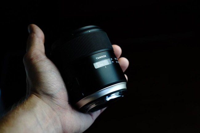 Ống Kính Tamron SP 45mm F/1.8 Di USD for Sony