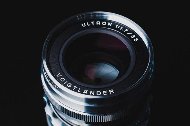 ỐNG KÍNH VOIGTLANDER VM 35MM F/1.7 ULTRON BLACK