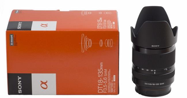 ỐNG KÍNH SONY E 18-135MM F/3.5-5.6 OSS (SEL18135)