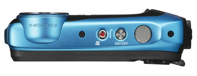 Máy ảnh Fujifilm FinePix XP130 (Đen viền xanh lá)