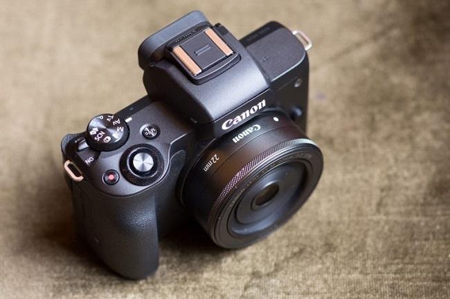 Máy Ảnh Canon EOS M50 Body