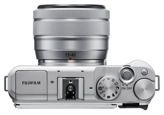 Máy ảnh Fujifilm X-A5 Kit 15-45 mm F 3.5.5.6 OIS PZ( Hồng)