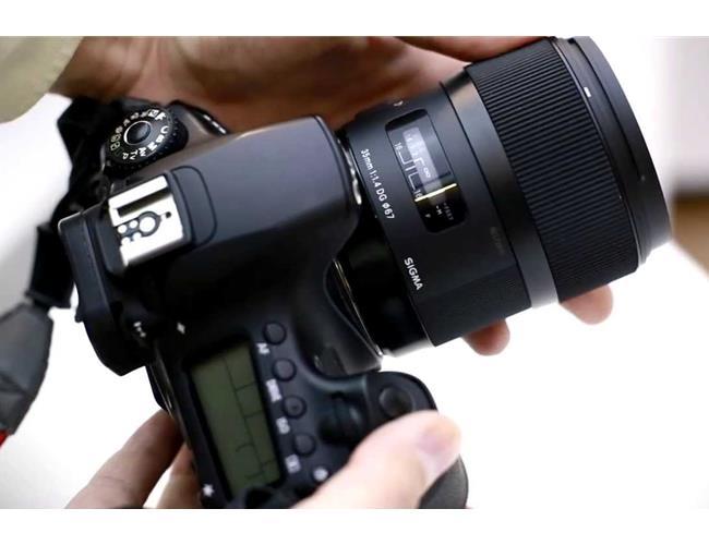 Ống Kính Sigma 35mm f / 1.4 DG HSM ART