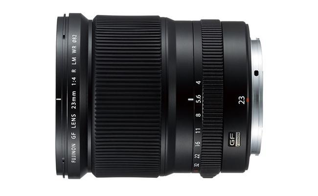 Ống kính FUJIFILM (FUJINON) GFX GF23mm F4 R LM WR