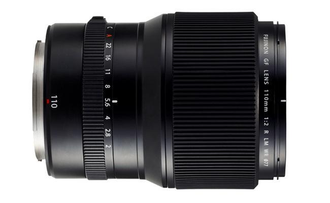 Ống kính FUJIFILM (FUJINON)GFX GF110mm F2 R LM WR