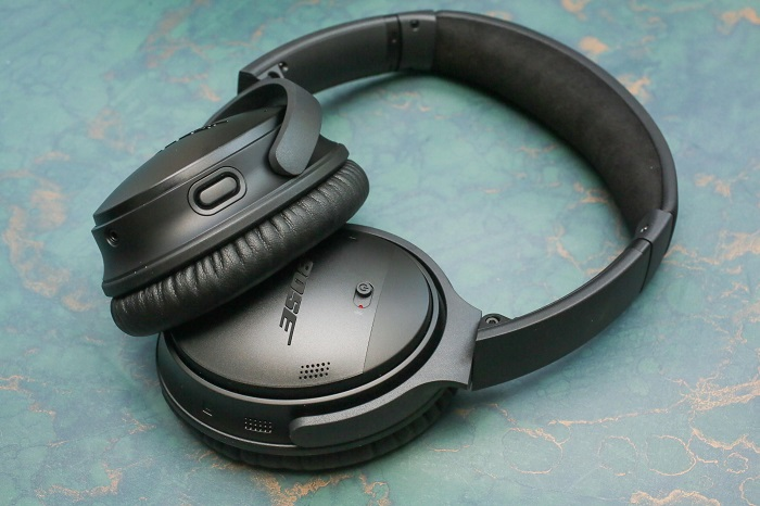 Tai nghe không dây Bose QuietComfort 35 II (Đen)