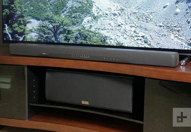 Loa Soundbar Yamaha YAS-207 BLACK