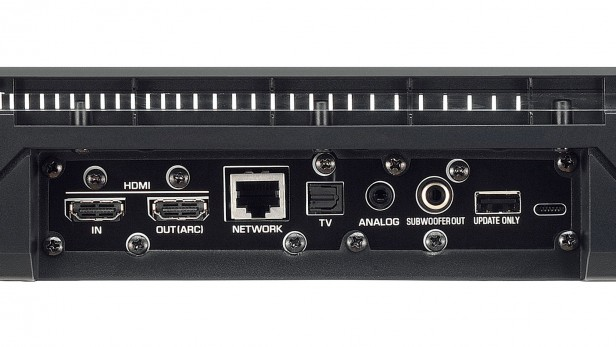 Loa Soundbar Yamaha YSP-1600 BLACK