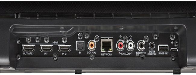 Loa Soundbar Yamaha YAS-CU706 BLACK