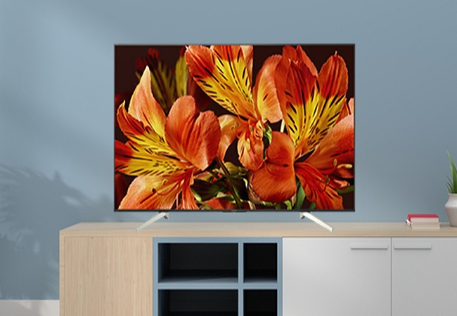 Tivi Sony KD-55X8500F/S (Smart TV, 4K, 55 inch)