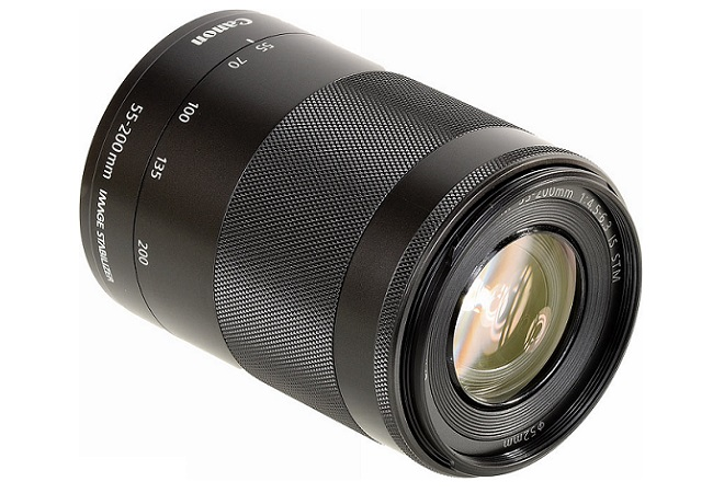 Ống kính Canon EF-M 55-200mm F4.5-6.3 IS STM