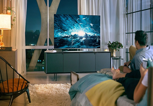 Tivi Premium Samsung UA82NU8000KXXV (Smart TV, 4K UHD, 82 inch)