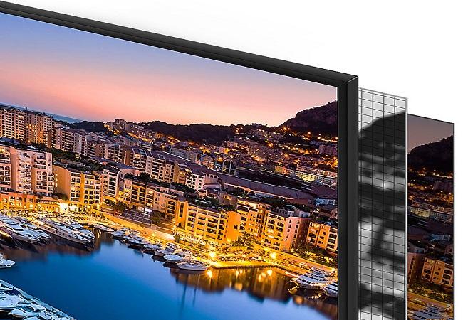 Tivi Samsung UA43NU7100KXXV (Smart TV, UHD 4K, 43 inch)