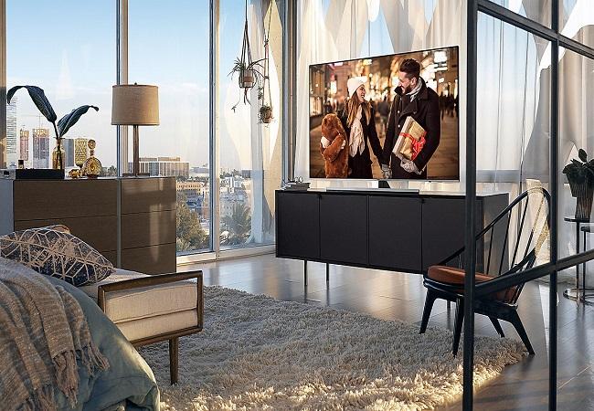 Tivi Premium Samsung UA65NU8000KXXV (Smart TV, 4K UHD,65 inch)