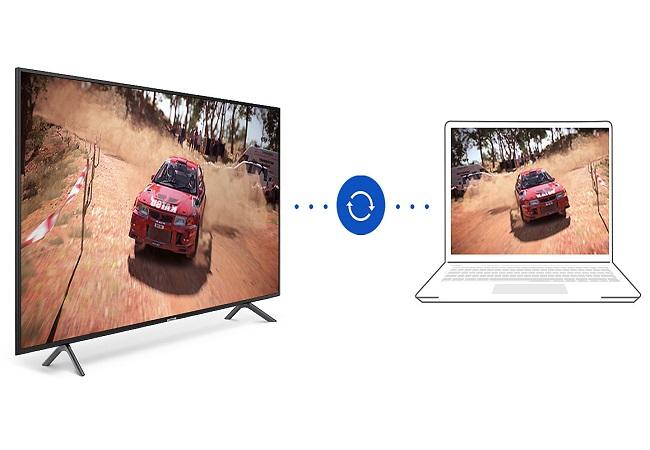 Tivi Samsung UA65NU7500KXXV (Smart TV,Màn Hình Cong, UHD 4K, 65 inch)