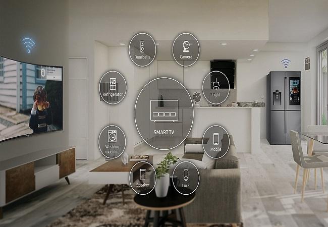 Tivi Samsung UA50NU7400KXXV (Smart TV, UHD 4K, 50 inch)