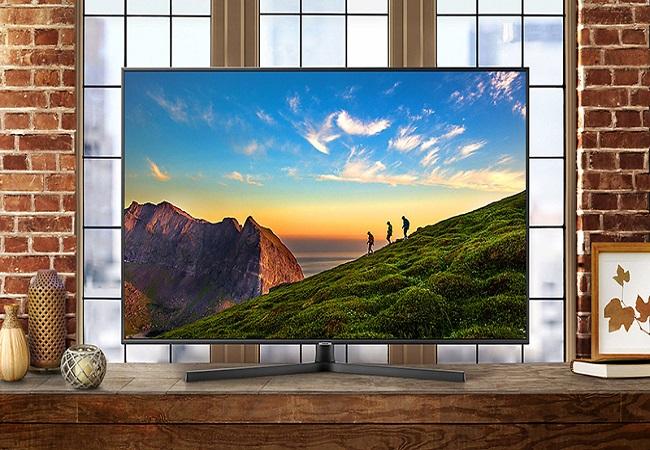 Tivi Samsung UA55NU7400KXXV (Smart TV, UHD 4K, 55 inch)