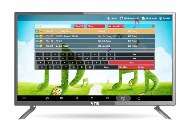 Tivi VTB LV3279KS (Smart TV+ App Store, 32inch)