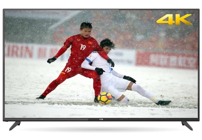 Tivi VTB LV5577SM (Smart TV UHD 4K+ App Store + Karaoke, 55 inch)