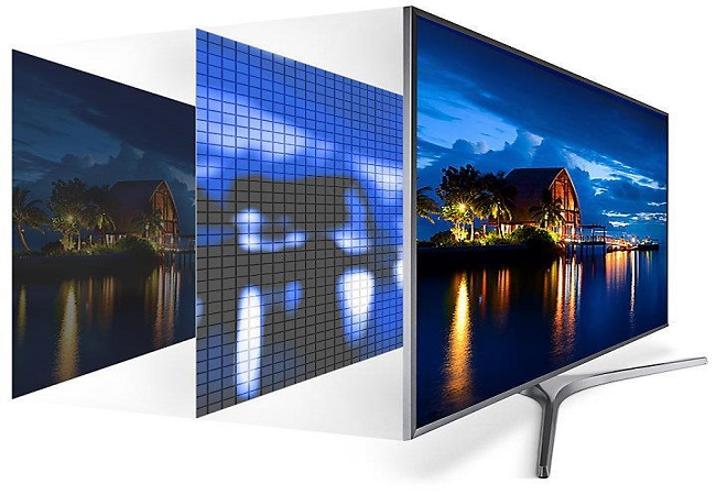 Tivi Samsung 43NU7800 ( Smart  TV, 4K Ultra HD, 43 inch)