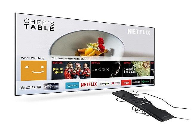 Tivi Samsung 43NU7800 ( Smart  TV, 4K Ultra HD, 43 inch)