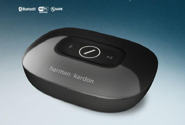 Bộ Adapter Kết Nối Bluetooth-Wifi Harman Kardon Adapt (Đen)