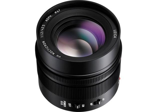 Ống Kính Panasonic Leica DG Nocticron 42.5mm F1.2 ASPH OIS
