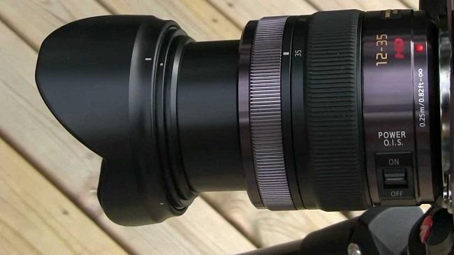 Ống Kính Panasonic Lumix G X Vario 12-35mm f/2.8 II ASPH Power O.I.S