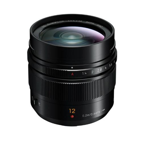 Ống Kính Panasonic Leica DG Summilux 12mm f/1.4