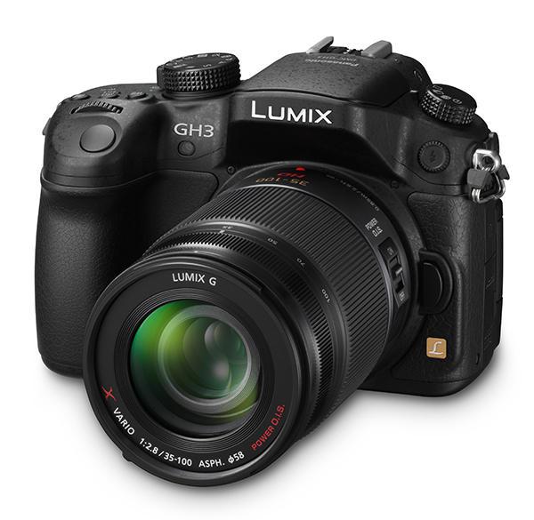 Ống Kính Panasonic Lumix G X Vario 35-100mm f/2.8 ASPH