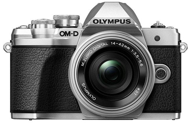 MÁY ẢNH OLYMPUS OM-D E-M10 MARK III kit 14-42mm (bạc)