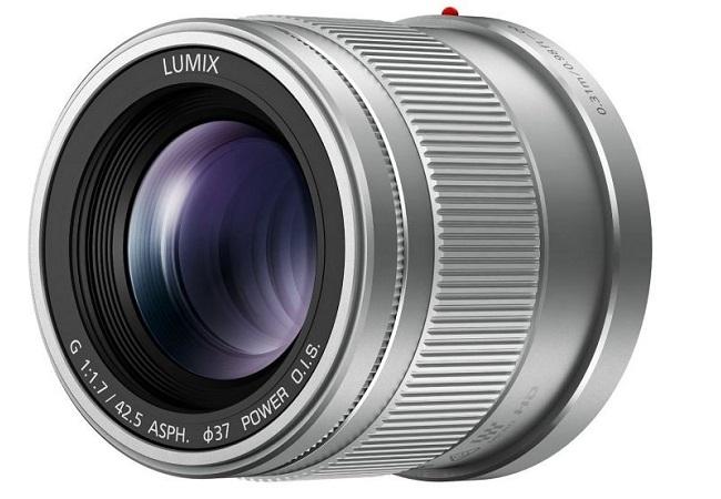 Ống Kính Panasonic Lumix G 42.5mm f/1.7 ASPH. POWER O.I.S (Bạc)