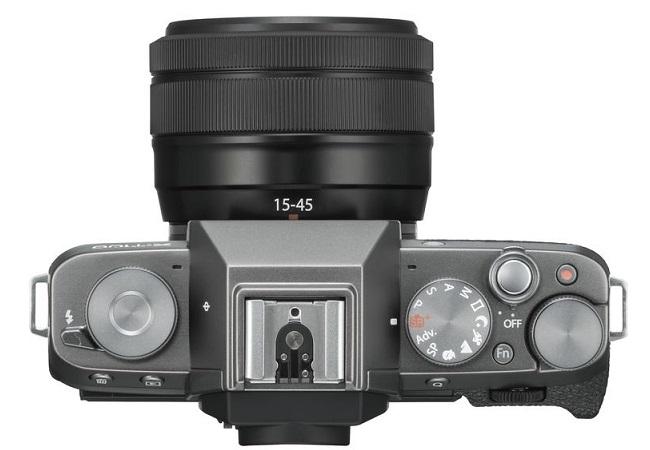MÁY ẢNH FUJIFILM X-T100 kit 15-45MM (BẠC)