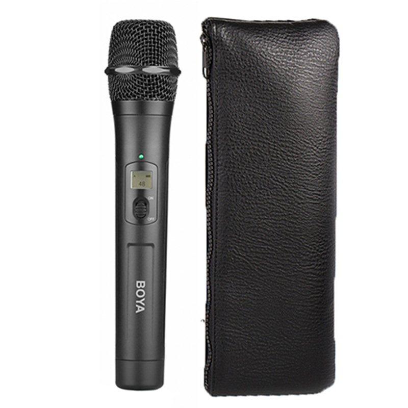 microphone-khong-day-boya-bywhm8-uhf-phat-tin-hieu-truc-tiep-cho-boya-wm6wm8