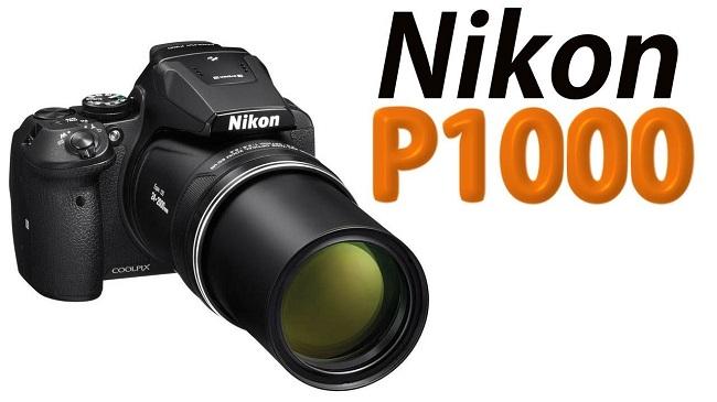 Máy Ảnh Nikon COOLPIX P1000