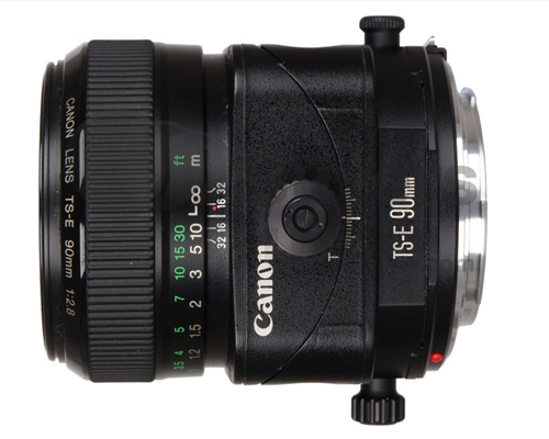 Ống Kính Canon TS-E 90mm F2.8