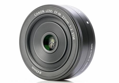 Ống kính Canon EF-M 22mm F2 STM