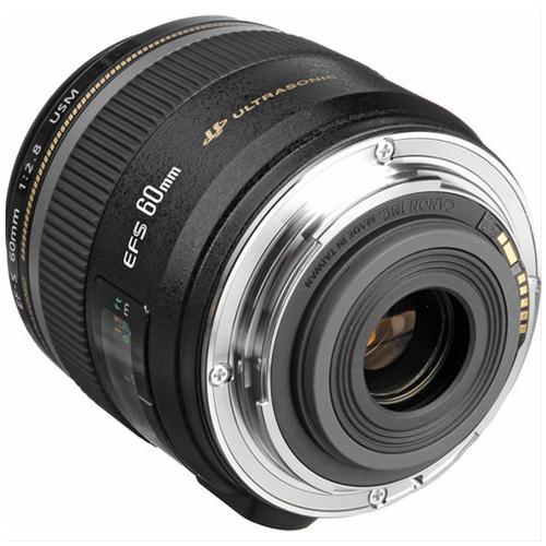 Ống Kính Canon EF-S60mm f/2.8 Macro USM