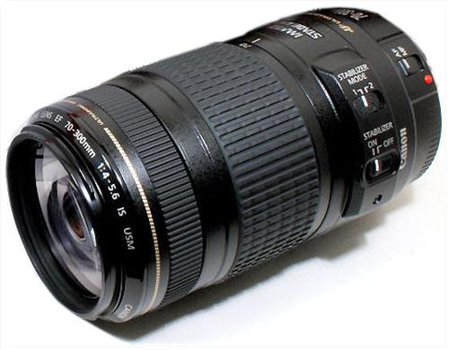 Ống Kính Canon EF 75-300mm f4-5.6 III