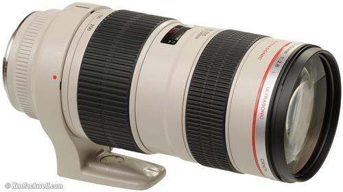 Ống Kính Canon EF70-200mm f/4L USM