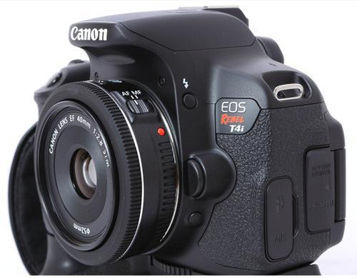 Ống Kính Canon EF40mm f/2.8 STM
