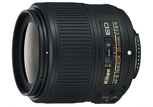 Ống kính Nikon AF-S NIKKOR 35MM F/1.8G ED