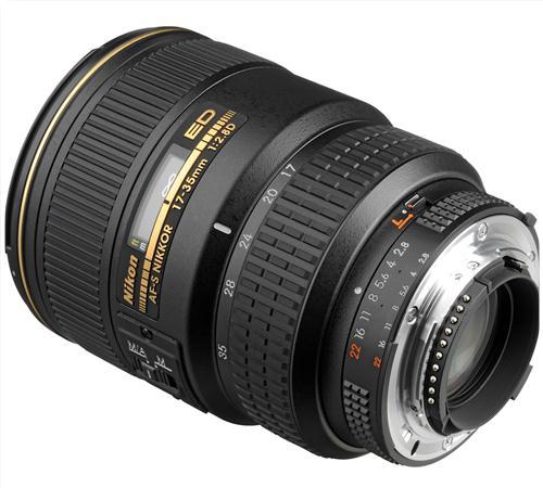 Ống Kính Nikon AF-S Nikkor 17-35mm f2.8D IF ED