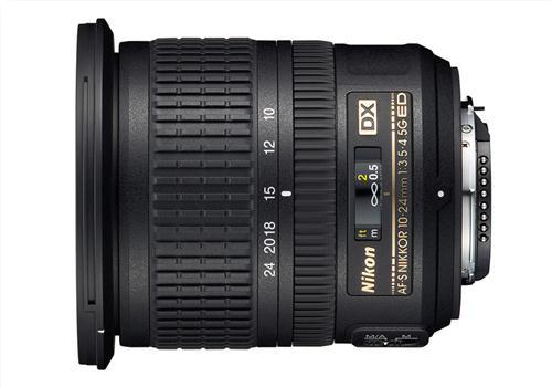 Ống Kính Nikon AF-S DX Nikkor 10-24mm f/3.5-4.5G ED