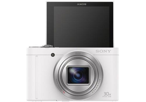 Máy Ảnh Sony CyberShot DSC-WX500 (Trắng)
