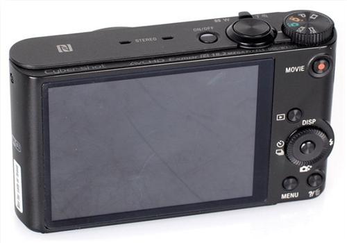 Máy Ảnh Sony CyberShot DSC WX350 (Đen)