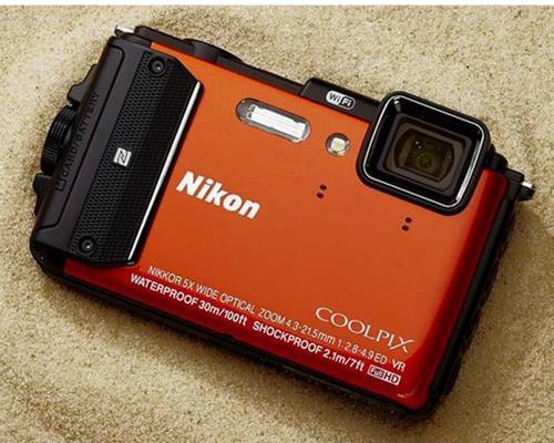 Máy Ảnh Nikon Coolpix AW130 (Cam)